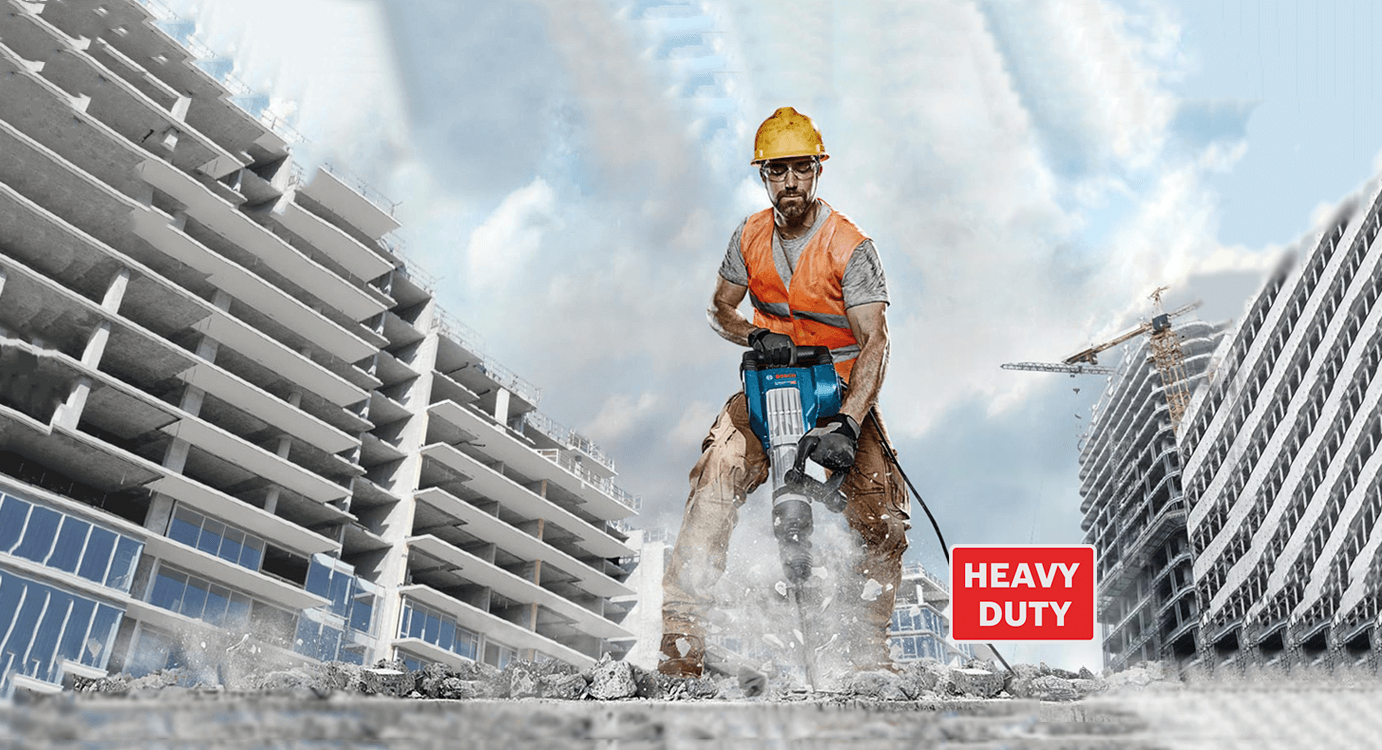 Bosch Heavy Duty